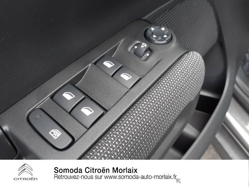 Citroen C3 Aircross PureTech 110ch S&S Shine Gris occasion à MORLAIX - photo n°19