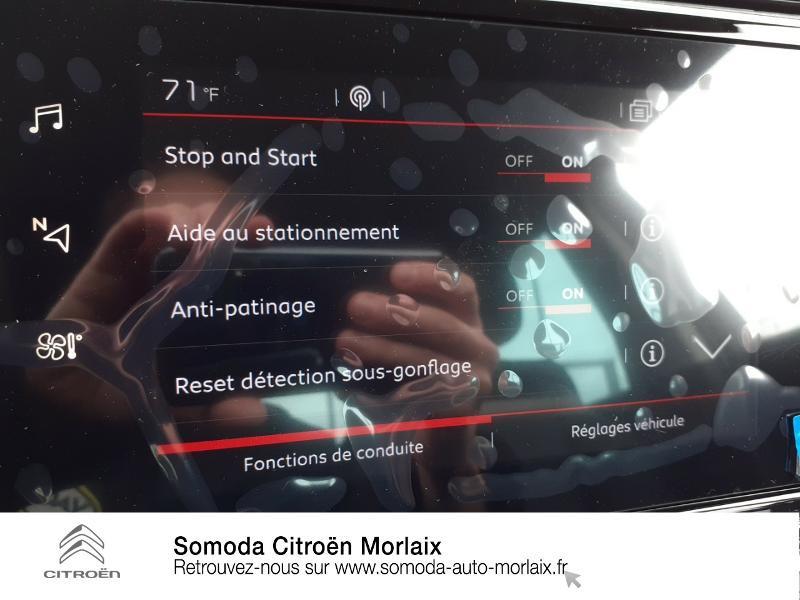 Citroen C3 Aircross PureTech 110ch S&S Shine Gris occasion à MORLAIX - photo n°14