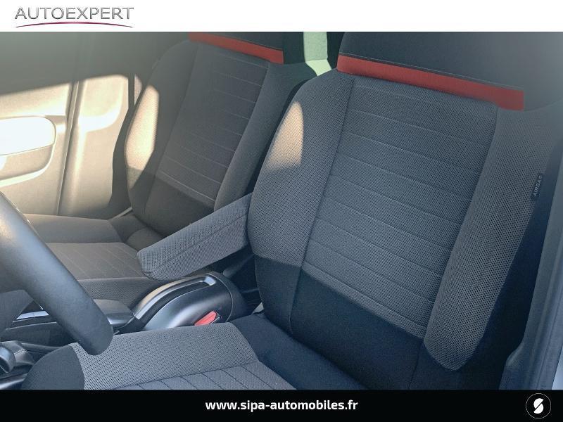Citroen C3 Aircross PureTech 110ch S&S Sunshine E6.d-TEMP  occasion à Villenave-d'Ornon - photo n°4