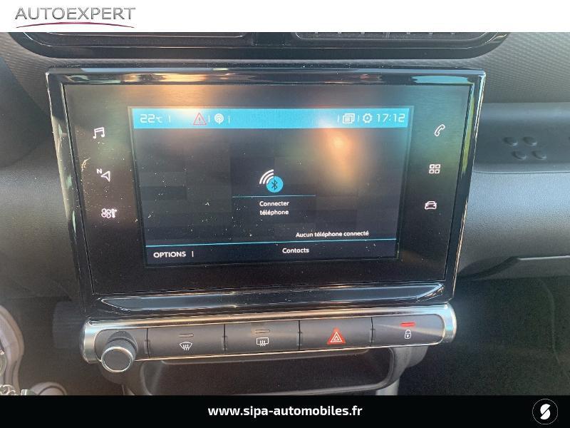 Citroen C3 Aircross PureTech 110ch S&S Sunshine E6.d-TEMP  occasion à Villenave-d'Ornon - photo n°12