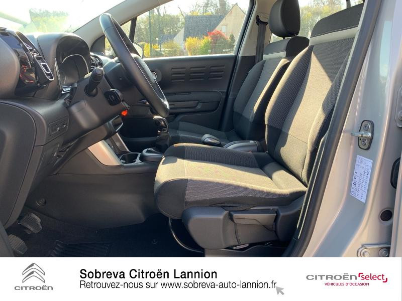 Citroen C3 Aircross PureTech 82ch Feel E6.d-TEMP Sable occasion à LANNION - photo n°9