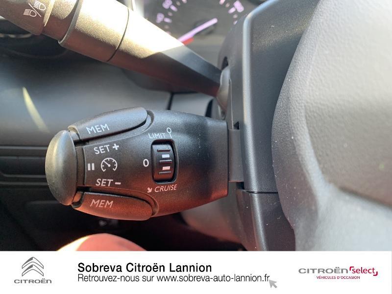 Citroen C3 Aircross PureTech 82ch Feel E6.d-TEMP Sable occasion à LANNION - photo n°14