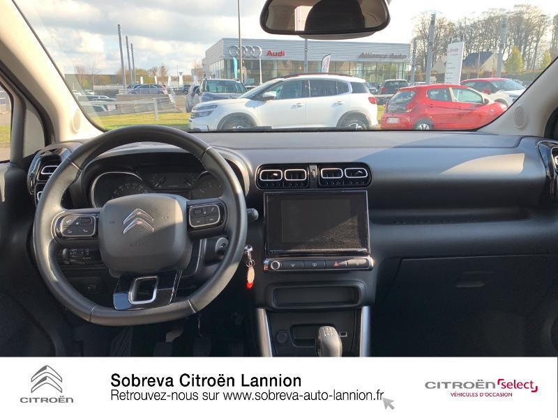 Citroen C3 Aircross PureTech 82ch Feel E6.d-TEMP Sable occasion à LANNION - photo n°8