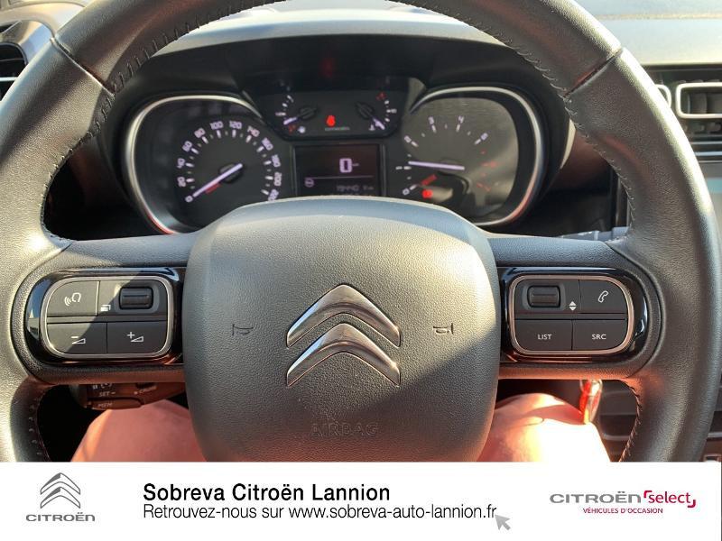 Citroen C3 Aircross PureTech 82ch Feel E6.d-TEMP Sable occasion à LANNION - photo n°15