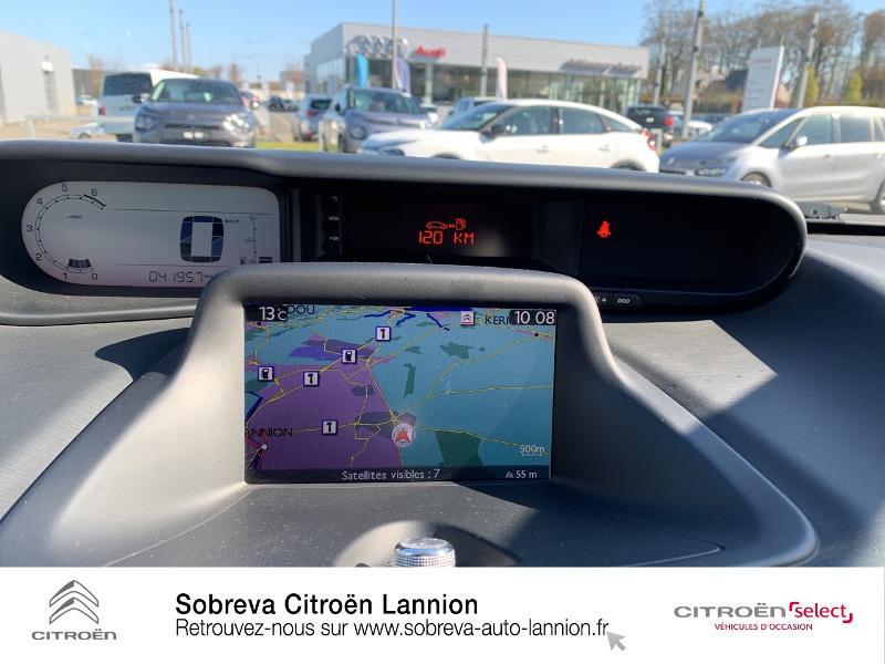 Citroen C3 Picasso 1.2 PureTech 110ch Exclusive Blanc occasion à LANNION - photo n°12