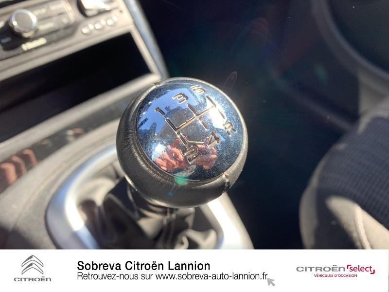 Citroen C3 Picasso 1.2 PureTech 110ch Exclusive Blanc occasion à LANNION - photo n°14