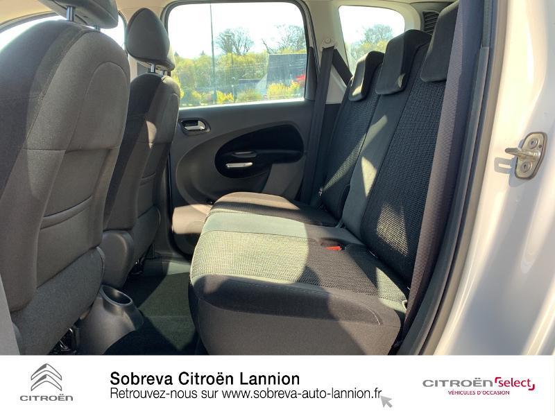 Citroen C3 Picasso 1.2 PureTech 110ch Exclusive Blanc occasion à LANNION - photo n°10