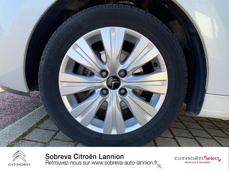 Citroen C3 Picasso 1.2 PureTech 110ch Exclusive Blanc occasion à LANNION - photo n°11