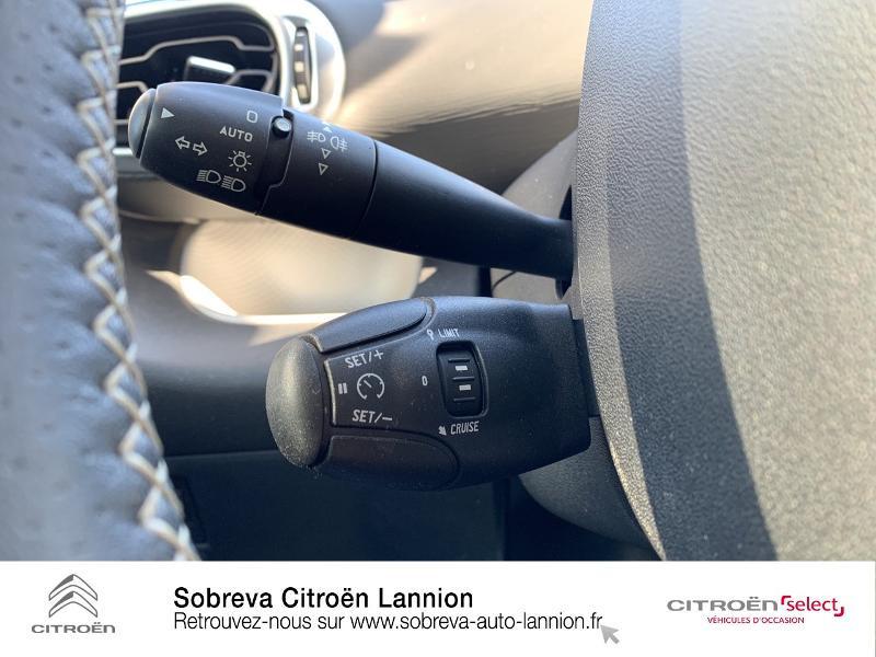 Citroen C3 Picasso 1.2 PureTech 110ch Exclusive Blanc occasion à LANNION - photo n°15