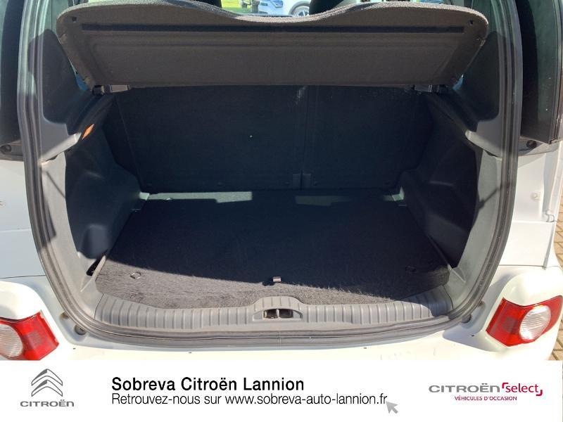 Citroen C3 Picasso 1.2 PureTech 110ch Exclusive Blanc occasion à LANNION - photo n°6