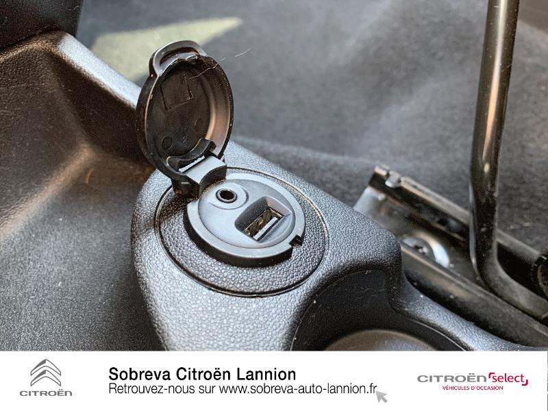 Citroen C3 Picasso 1.2 PureTech 110ch Exclusive Blanc occasion à LANNION - photo n°17
