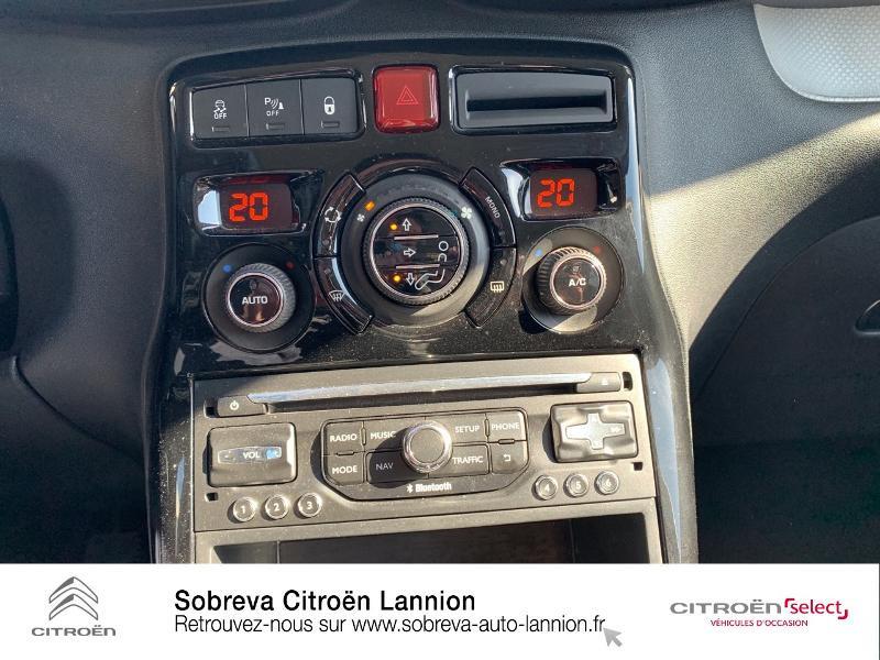 Citroen C3 Picasso 1.2 PureTech 110ch Exclusive Blanc occasion à LANNION - photo n°13