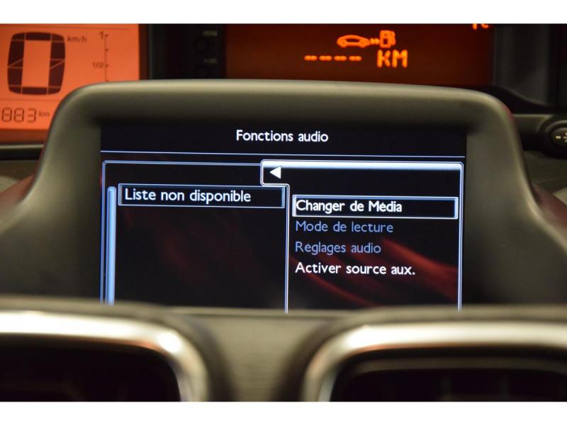 Citroen C3 Picasso 1.6 HDi FAP - 115  Millenium PHASE 2 Bleu occasion à Riorges - photo n°14
