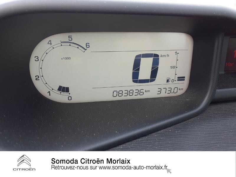 Citroen C3 Picasso BlueHDi 100 Feel Edition Gris occasion à MORLAIX - photo n°12