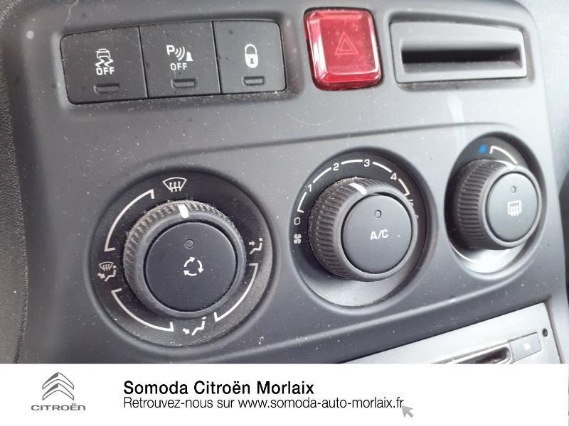 Citroen C3 Picasso BlueHDi 100 Feel Edition Gris occasion à MORLAIX - photo n°14