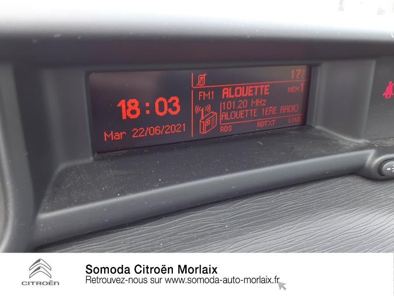 Citroen C3 Picasso BlueHDi 100 Feel Edition Gris occasion à MORLAIX - photo n°13