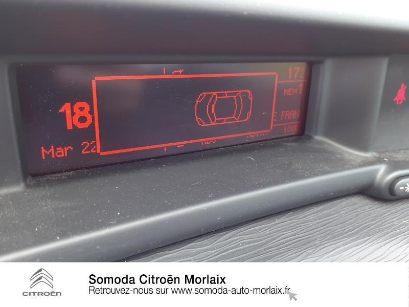 Citroen C3 Picasso BlueHDi 100 Feel Edition Gris occasion à MORLAIX - photo n°17