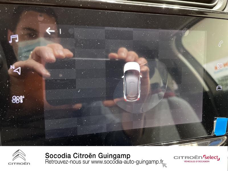 Citroen C3 1.2 PureTech 83ch S&S C-Series 123g Gris occasion à GUINGAMP - photo n°14