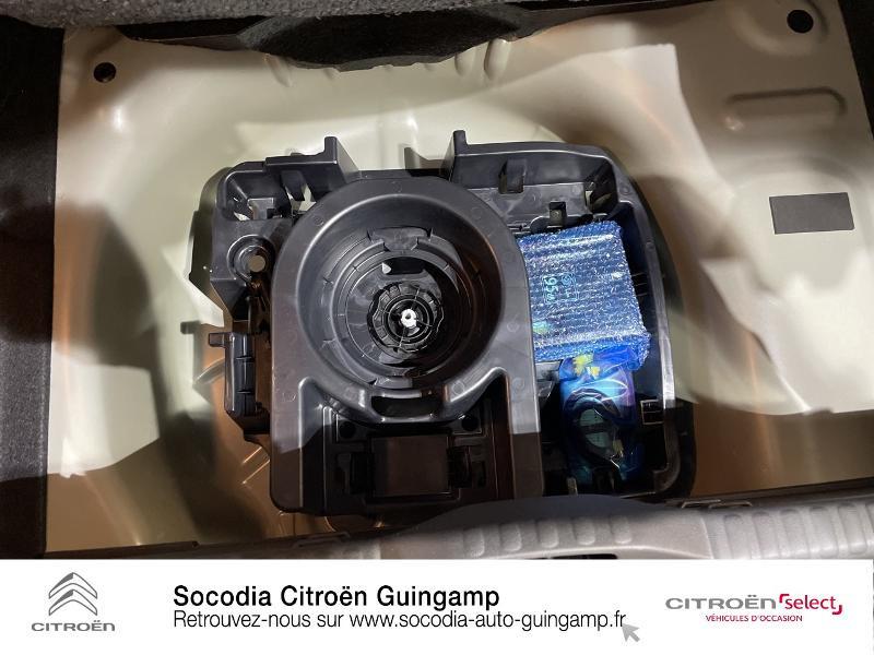 Citroen C3 1.2 PureTech 83ch S&S C-Series 123g Gris occasion à GUINGAMP - photo n°15