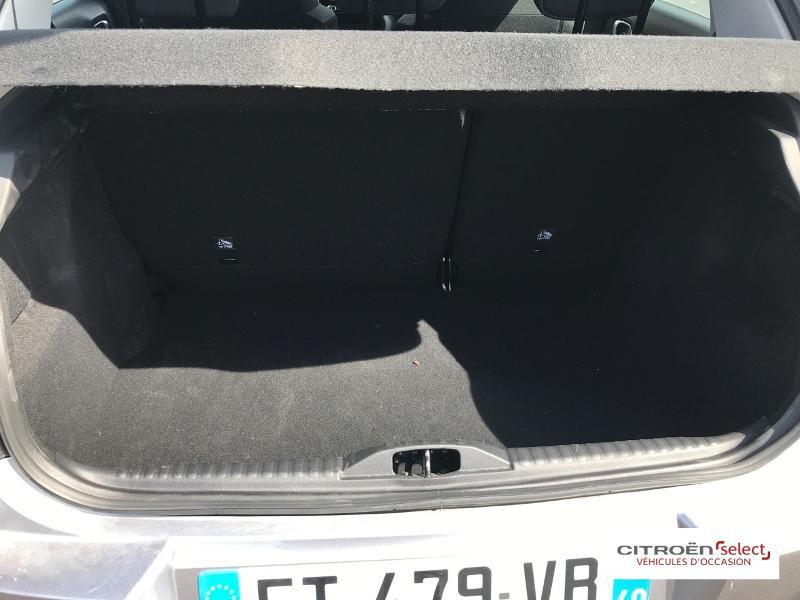 Citroen C3 1.2 PureTech 83ch S&S Feel Pack 123g Gris occasion à Mont-de-Marsan - photo n°6
