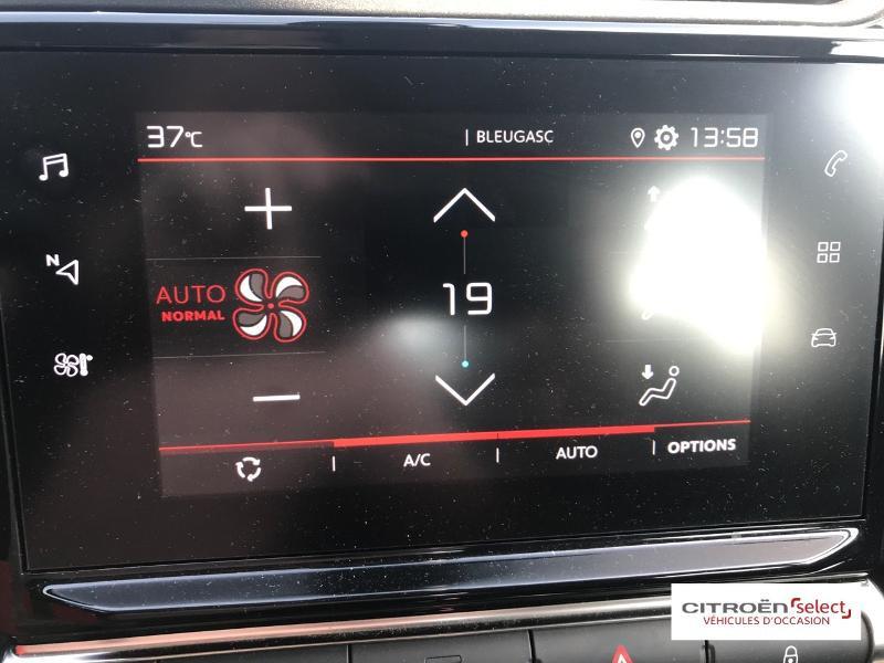 Citroen C3 1.2 PureTech 83ch S&S Feel Pack 123g Gris occasion à Mont-de-Marsan - photo n°13