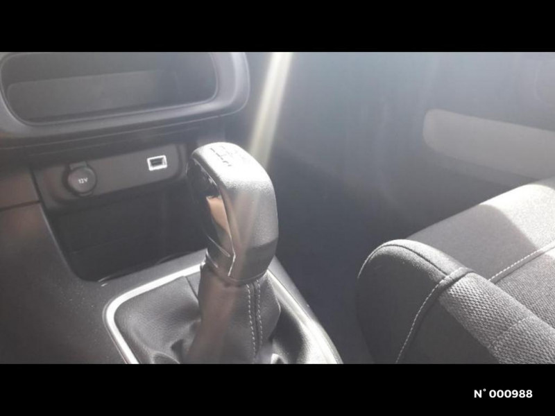 Citroen C3 1.2 PureTech 83ch S&S Feel Pack Blanc occasion à Écuelles - photo n°11