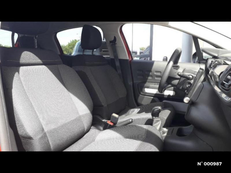 Citroen C3 1.2 PureTech 83ch S&S Feel Pack Gris occasion à Écuelles - photo n°5