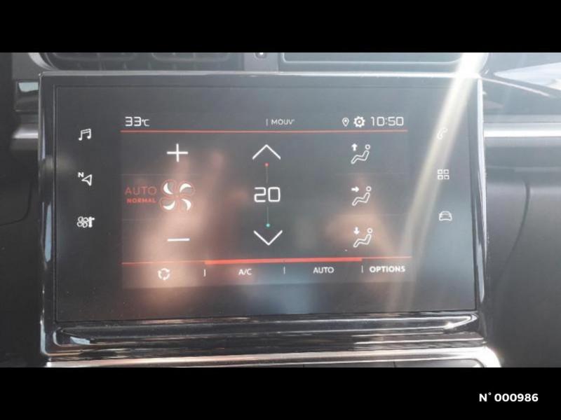 Citroen C3 1.2 PureTech 83ch S&S Feel Pack Blanc occasion à Écuelles - photo n°19