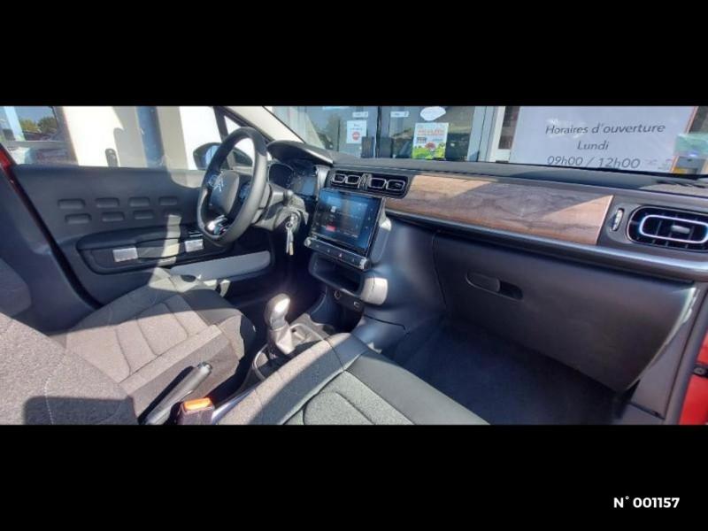 Citroen C3 1.2 PureTech 83ch S&S Feel Pack Gris occasion à Écuelles - photo n°4