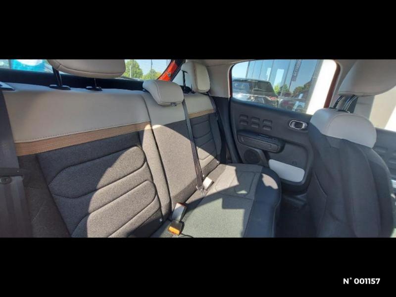 Citroen C3 1.2 PureTech 83ch S&S Feel Pack Gris occasion à Écuelles - photo n°7