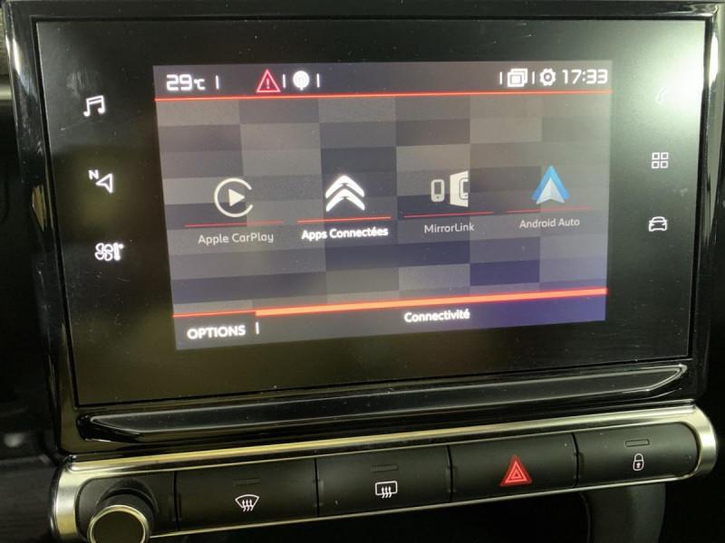 Citroen C3 110CV  EAT6  SHINE GPS Gris occasion à Verfeil - photo n°7