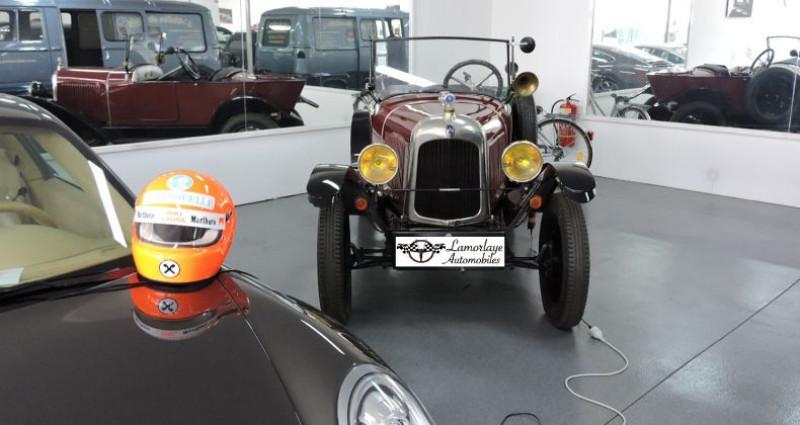 Citroen C3 5HP 1925  occasion à Lamorlaye