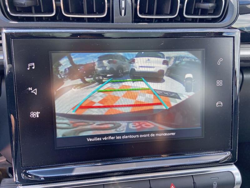 Citroen C3 BlueHDi 100 SHINE GPS Toit Panoramique Caméra Rouge occasion à Lescure-d'Albigeois - photo n°15