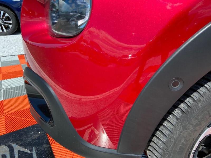 Citroen C3 BlueHDi 100 SHINE GPS Toit Panoramique Caméra Rouge occasion à Lescure-d'Albigeois - photo n°20