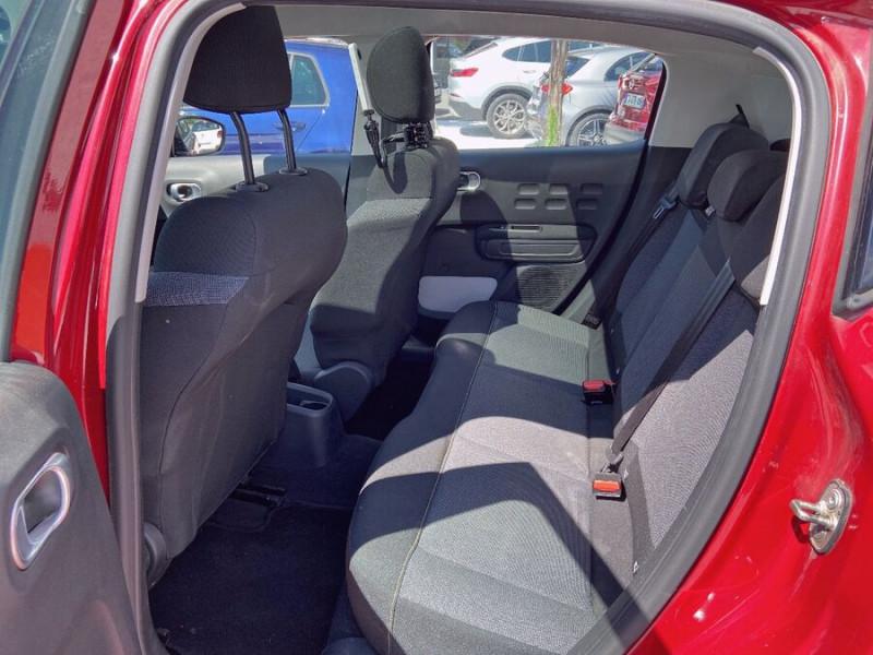 Citroen C3 BlueHDi 100 SHINE GPS Toit Panoramique Caméra Rouge occasion à Lescure-d'Albigeois - photo n°4
