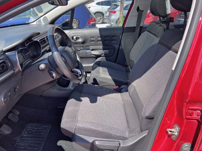 Citroen C3 BlueHDi 100 SHINE GPS Toit Panoramique Caméra Rouge occasion à Lescure-d'Albigeois - photo n°3