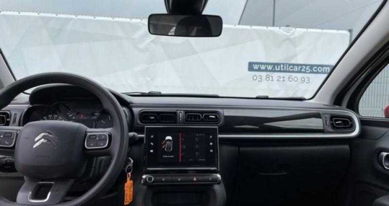 Citroen C3 Citroën FEEL 1.5 BLUEHDI 100 CH JA 16 P CONNECT RADIO RETROS  occasion à Tarcenay - photo n°7