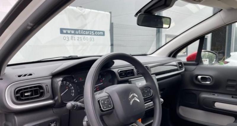 Citroen C3 Citroën FEEL 1.5 BLUEHDI 100 CH JA 16 P CONNECT RADIO RETROS  occasion à Tarcenay - photo n°5