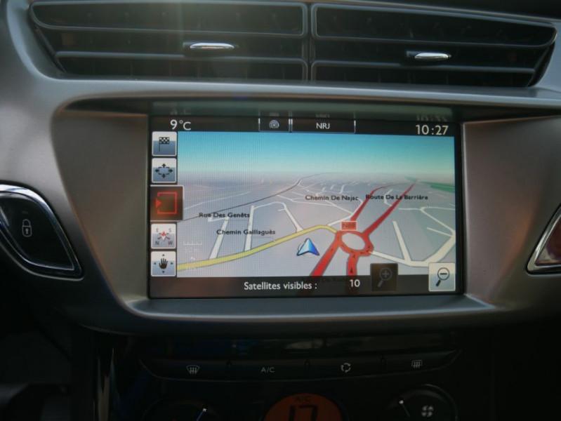Citroen C3 II BlueHDi 100 CONFORT GPS Bluetooth 2 PL 6450 HT Blanc occasion à Lescure-d'Albigeois - photo n°12