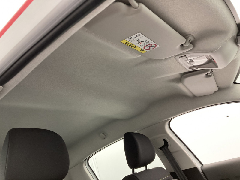 Citroen C3 Nouvelle PureTech 83ch Feel Pack +radar de recul Blanc occasion à SAINT-GREGOIRE - photo n°19