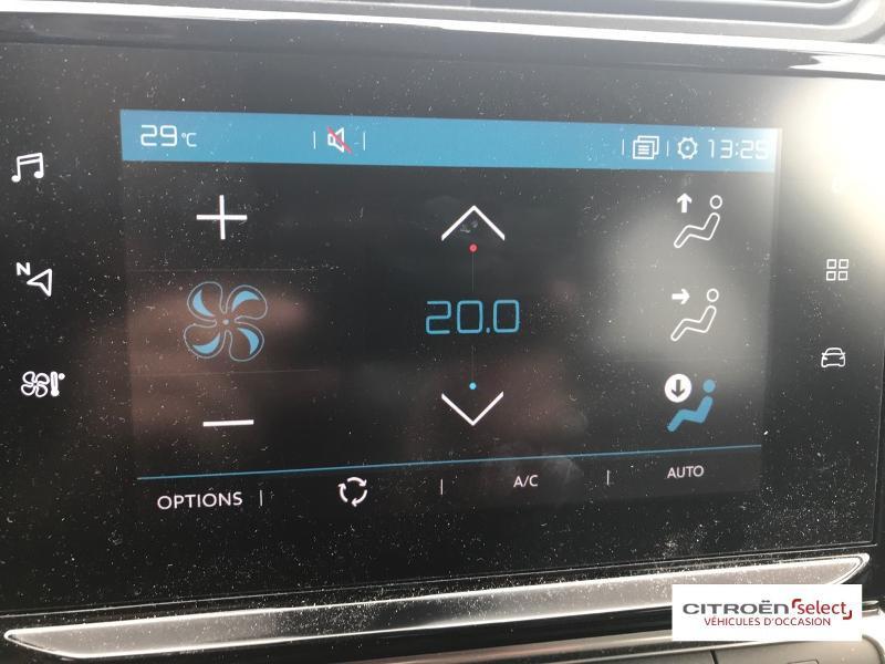 Citroen C3 PureTech 110ch Origins S&S E6.d 6cv Blanc occasion à Mont-de-Marsan - photo n°12