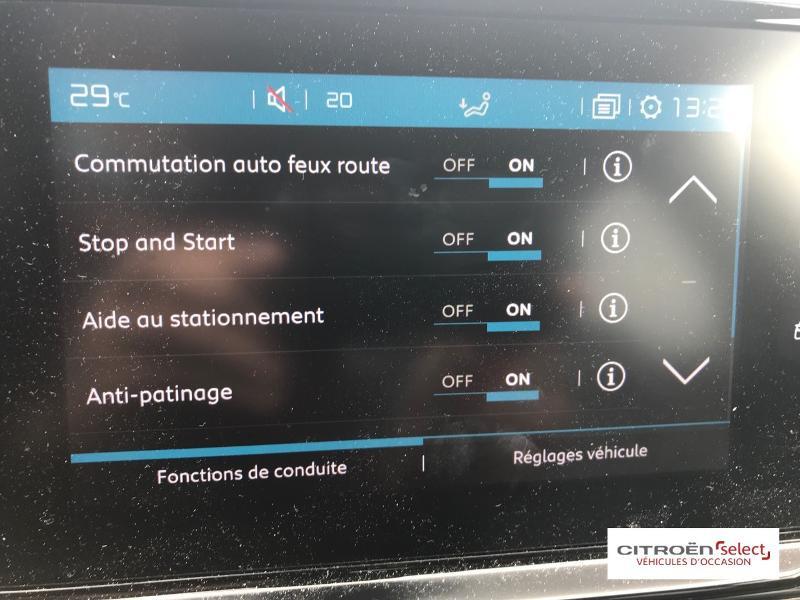 Citroen C3 PureTech 110ch Origins S&S E6.d 6cv Blanc occasion à Mont-de-Marsan - photo n°17