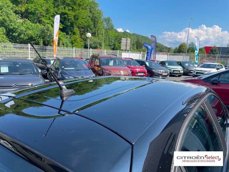 Citroen C3 PureTech 110ch Shine S&S E6.d 6cv Noir occasion à Figeac - photo n°20