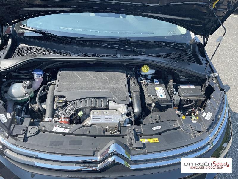 Citroen C3 PureTech 110ch Shine S&S E6.d 6cv Noir occasion à Figeac - photo n°12