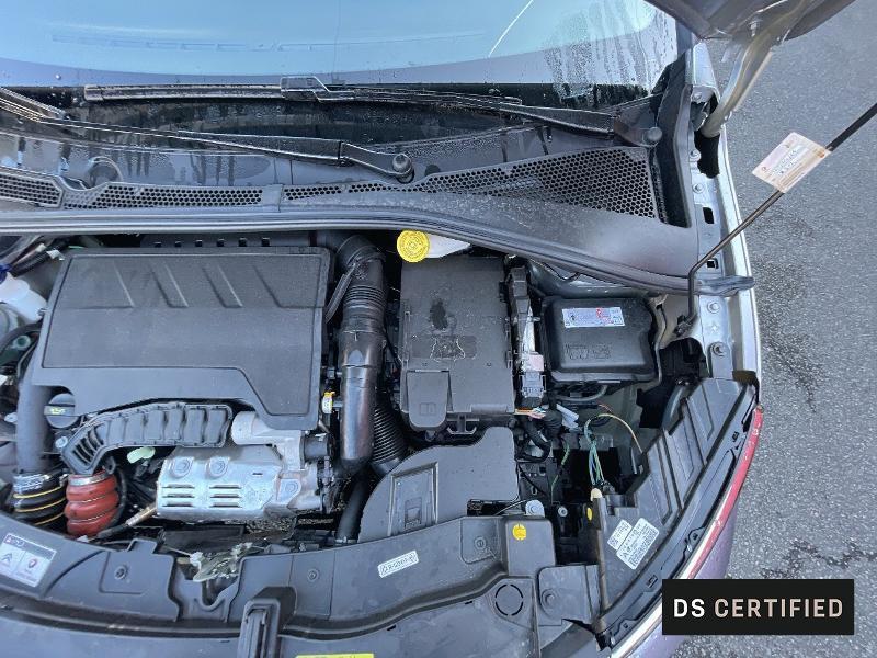 Citroen C3 PureTech 110ch Shine S&S EAT6 E6.d 6cv Gris occasion à Figeac - photo n°14