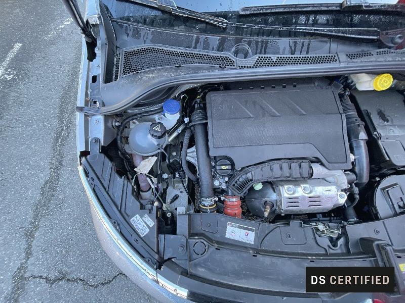 Citroen C3 PureTech 110ch Shine S&S EAT6 E6.d 6cv Gris occasion à Figeac - photo n°15