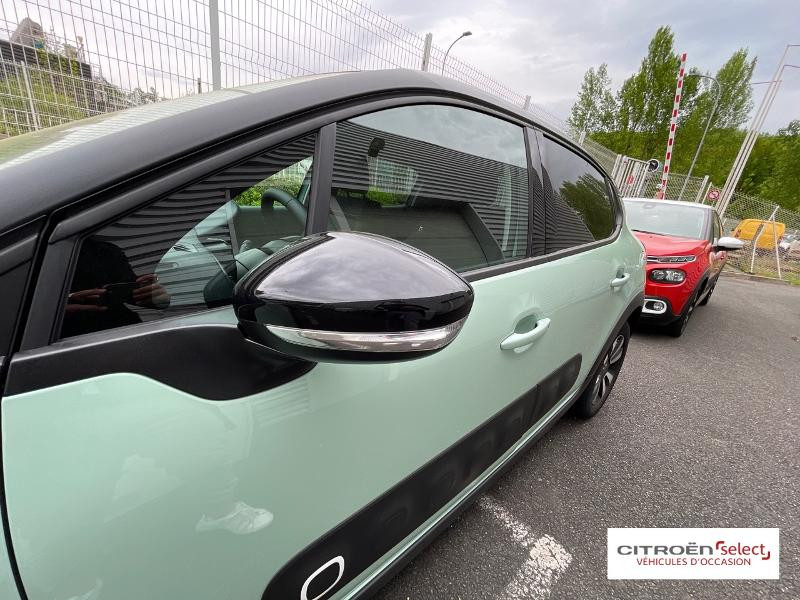 Citroen C3 PureTech 110ch Shine S&S EAT6 E6.d Vert occasion à Figeac - photo n°20