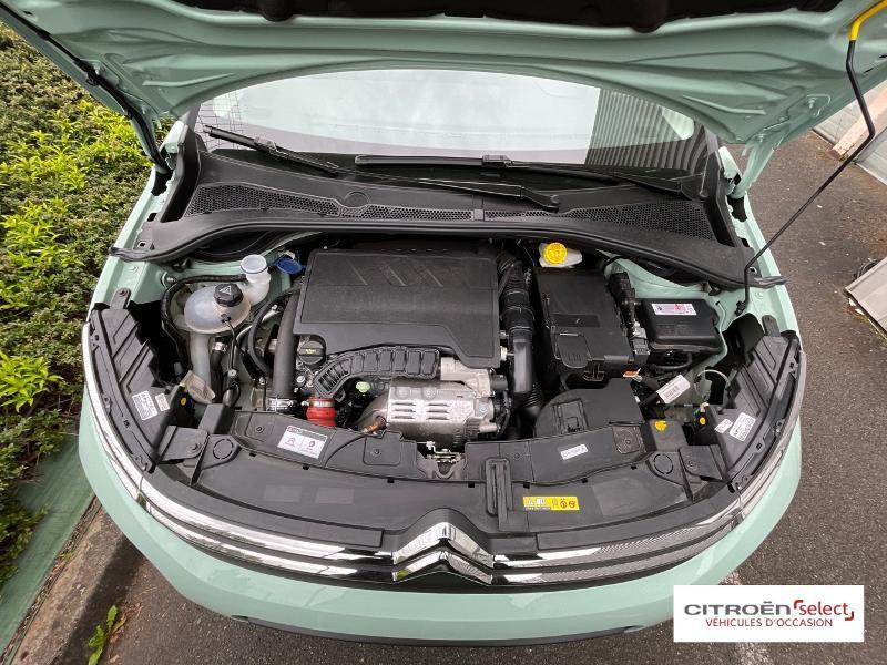 Citroen C3 PureTech 110ch Shine S&S EAT6 E6.d Vert occasion à Figeac - photo n°12
