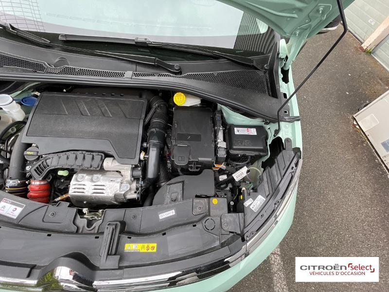 Citroen C3 PureTech 110ch Shine S&S EAT6 E6.d Vert occasion à Figeac - photo n°14