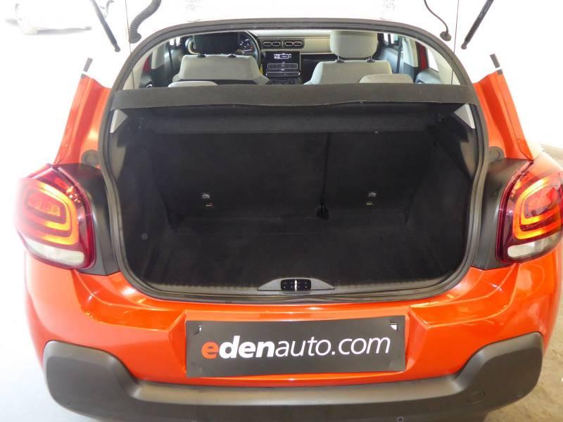 Citroen C3 PureTech 82 Feel Orange occasion à Lourdes - photo n°7